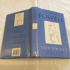 Anthony Powell Journals 1987-1989 1st ** Fine Copy **