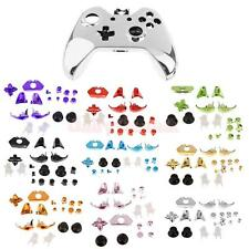 Full Housing Shell Case + Trigger Bullet Buttons Mod for Xbox One Controller