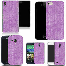 pictoral case cover for most Popular Mobile phones - purple profficient