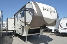 Check Out This Amazing Luxury Rear Living Fifth Wheel RV Wildcat 28gsx