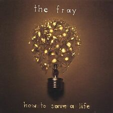 How To Save A Life The Fray Audio CD