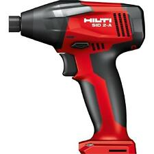 NEW Hilti 12-Volt  1/4 in Cordless Impact Driver SID 2-A Tool Body 2081459 Power