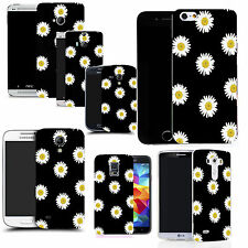 motif case cover for various Popular Mobile phones - daisy
