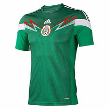 NEW ADIDAS Mexico Home Soccer Football Jersey Shirt World Cup MSRP $90