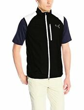 PUMA Golf NA - 57049601 Puma Mens Wind Vest S- Choose SZ/Color.