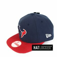 New Era - Houston Texans Sideline Official Snapback