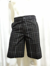 Dickies mens WR984PLH Regular Fit Plaid multi pocket work shorts 32 34 36 42 NEW