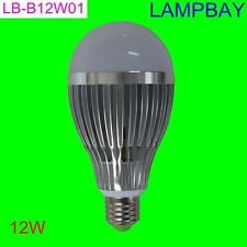 20X LED BULB 12W E27 high quality high lumens replace to 120W lamps