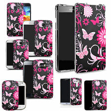 hard case cover for variety of mobiles - blackbutterfly