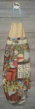 Fresh Flowers Sunflowers Hat Iris Cat Plastic Grocery Bag Rag Sock Holder HCF&D