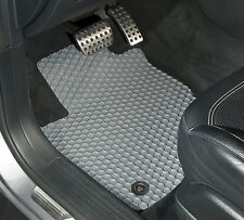 """Hexomat"" All Weather Mats w/OEM fastening system: Dodge Grand Caravan"
