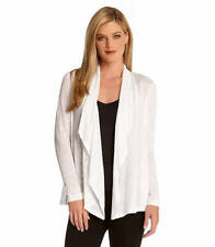 Karen Kane New Women's Drape Off-White Open Cardigan Size XL (NWT $88.00)