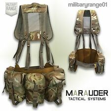 Marauder Special Forces Airborne Webbing MTP Set (3 Pocket Belt + yoke)