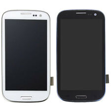 TOUCH SCREEN + LCD DISPLAY ASSEMBLY + FRAME FOR SAMSUNG GALAXY S3 i9300