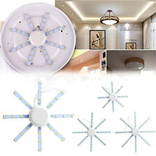 12/16/20/24W 5730SMD Round LED Lamp Ceiling light Panel Separable Retrofit Plate
