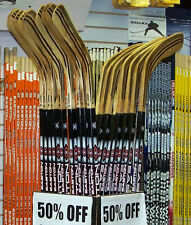 50% OFF! Easton E-FLEX  Composite Jr Two Piece Stick with Free Extension
