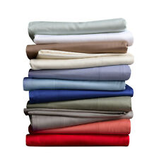 Olympic Queen Bed Sheet Set- 100% Bamboo Ultra Cool Soft 4PC Deep Pocket Sheets