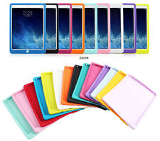 Soft Rubber Silicone Cartoon Case For Apple iPad Mini 1 2 3 4 Ipad 2 3 4 5 6 Pro