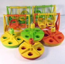 Fisher Price Replacement Swing Set and Merry-Go_Round choose color