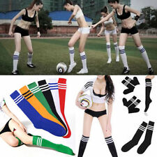 Soccer Baseball Football Basketball Sport Over Knee Ankle Stripe Men Women Socks