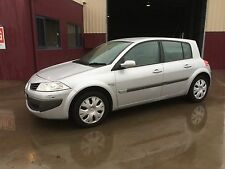 07 MEGANE HATCH-AUTO-110K'S-GREAT LITTLE CAR-SALE PRICE NOW $4,400 REG & RWC.