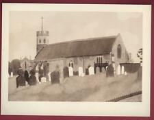 Print St Peters Theberton Suffolk Jack L Airy