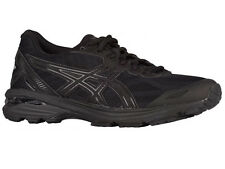 NEW WOMENS ASICS GT-1000 V5 GEL RUNNING SHOES TRAINERS BLACK / ONYX / BLACK