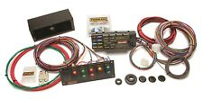 Painless Wiring 50005 10 Circuit Race Only Chassis Harness/Switch Panel Kit