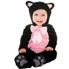 Kitty Cat Cutie Infant Halloween Costume Size 0-6 6-12 12-18 months Dress Up NEW