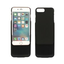 """Black Rubber Hard Case Belt Clip Holster Stand For Iphone 7 4.7"""" 5.5"""" Plus"""