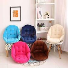 Comfort Seashell Shape Surrounded Seat Cushion Foam Car Cane Chair Pad Pillow