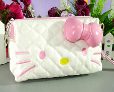 New Hellokitty Cosmetic Handbag make up Case / Pencil Bag  lyo-6601