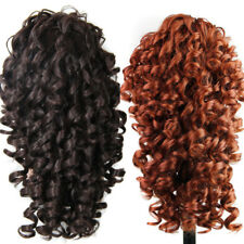 3 Color Long Wave Curly Synthetic Hair Ponytail Claw In Pony Tail Hair Extension