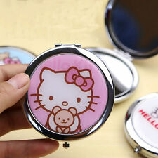 New HelloKitty Bling Compact two-sided mirror Cosmetic / Make Up Mirror lyo-977