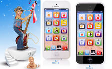 YPhone Mobile Phone Educational Toy Gift For Baby Kids Boys Children Xmas Gift