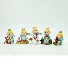 THE LITTLE PRINCE Resin Small Ornament Figure Statue Home Table Decor