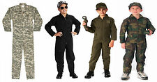 KID's Camo & Solid - US Air Force Style Military Flight Suit Rothco