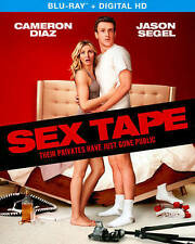 Sex Tape (Blu-ray Disc, 2014, Includes Digital Copy UltraViolet)