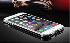 Luxury Aluminum Ultra-thin Metal Hard Bumper Alloy Case Cover for iPhone 6S 4.7""