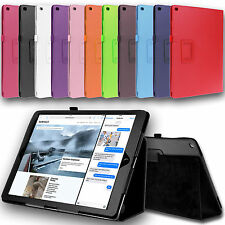 """iPad Pro 12.9"""" Leather cover case stand protector"""
