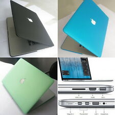 Matte Hard Case Cover Clip Shell Housing Protector fr Apple MacBook Pro 15 A1398