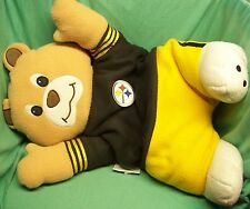 Pittsburgh Steeler Extra large plush bear