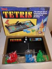 Tetris Game by Tomy 1991 Complete in Box