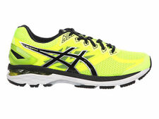 NEW MENS ASICS GT-2000 V4 GEL RUNNING SHOES TRAINERS SAFETY YELLOW / ONYX / CARB