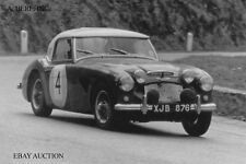Austin Healey 3000 with Don & Erle Morley – 1965 Geneva Rally winners - photo