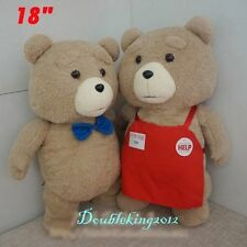 "18"" 46CM Ted Movie Teddy Bear Plush Toy Stuffed Animal Soft Toy Doll Pillow Gift"