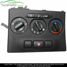 Vauxhall Zafira A Heater Control Panel 90559839 With Air Con