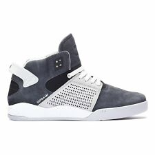 SUPRA NEW Skytop III Mid Shoes Grey Chad Muska BNIB