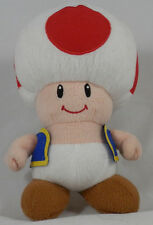 "8"" TOAD plush - Nintendo - Super Mario"