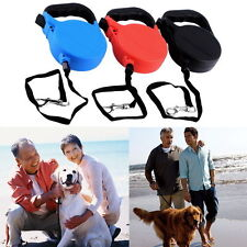 5M Long Retractable Dog Pet Leash Up to 110 lbs 16.5' Feet Rope Lead Heavy Duty
